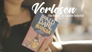 »Matilda« Ellen Kositza empfiehlt Roald Dahl zum Vorlesen