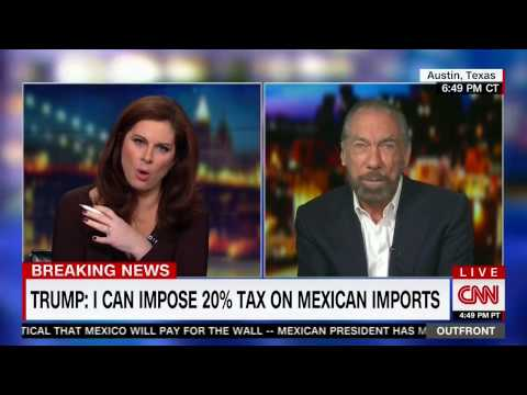 'Mexico won't pay for it — the US will': Patron founder slams Trump's Mexican import tax threat