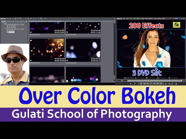 16 Over Color Effects | Edius Effects | Pre Wedding Effects | Alpha Effects | Edius 7,8,9  | 3dvd