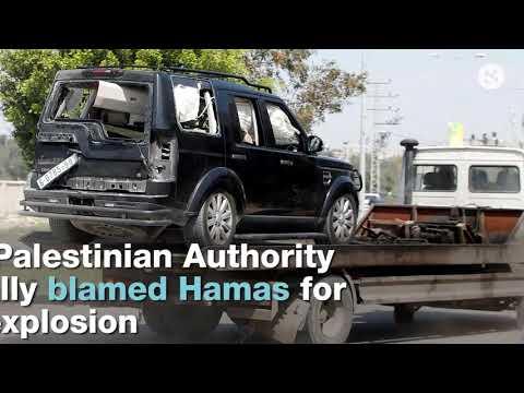 Palestinian Prime Minister Survives Gaza Assassination Attempt