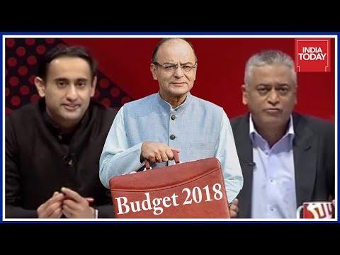 Expert Panel Rate Union Budget 2018 With Rajdeep Sardesai & Rahul Kanwal | Exclusive
