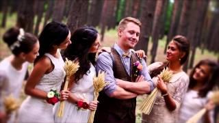 Софья и Михаил - свадьба в стиле Рустик