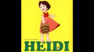 Heidi, Girl of the Alps (1974) OST 37  Futatsu no Kokoro (ふたつのこころ)