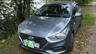 Hyundai Solaris 20 000 пробег. Обзор от владельца. Плюсы и минусы.