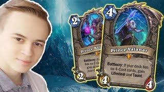 Hearthstone: Unstoppable Tempo Rogue - HCT Summer DECK!
