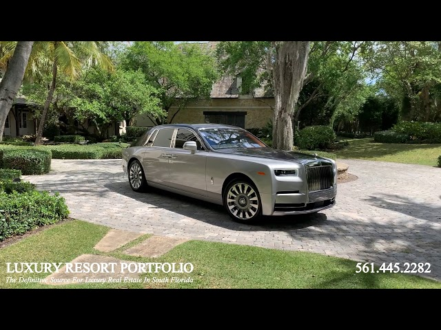 ROLLS-ROYCE PHANTOM IN DELRAY BEACH, FLORIDA - Luxury Resort Portfolio