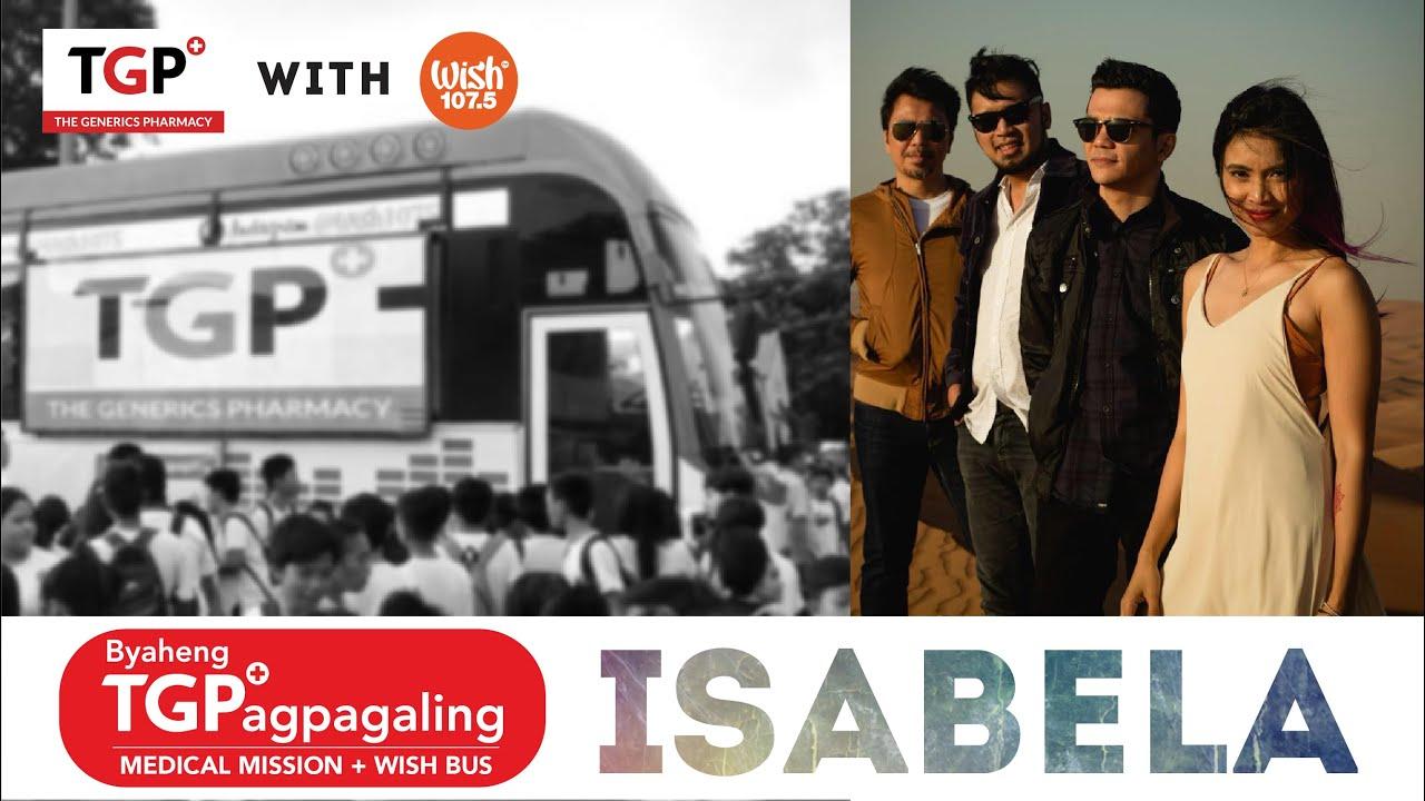 Byaheng TGPagpagaling - Isabela featuring Moonstar88