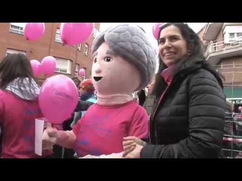Report VI carrera contra el cáncer de mama