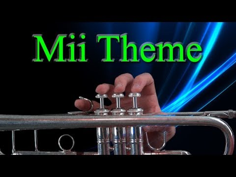 How to play the Mii Theme on Trumpet
