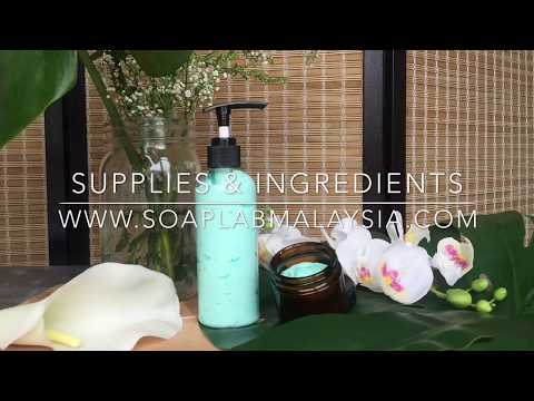 How To Make: Jasmine & Ylang Ylang Body Lotion (For Inflamed Skin)