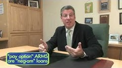 What is a Negative Amortization Loan?