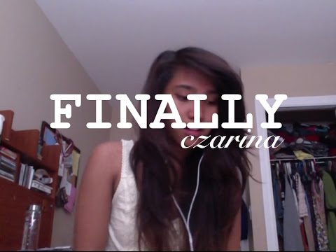 Finally (Fergie Cover By Czarina)