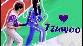 Tzuwoo - Cha Eunwoo and Tzuyu moments