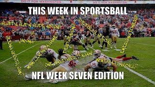 This Week in Sportsball: NFL Week Seven Edition (2019)