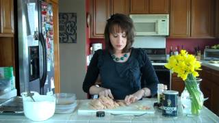 Chicken Recipes | Almond Crusted Chicken