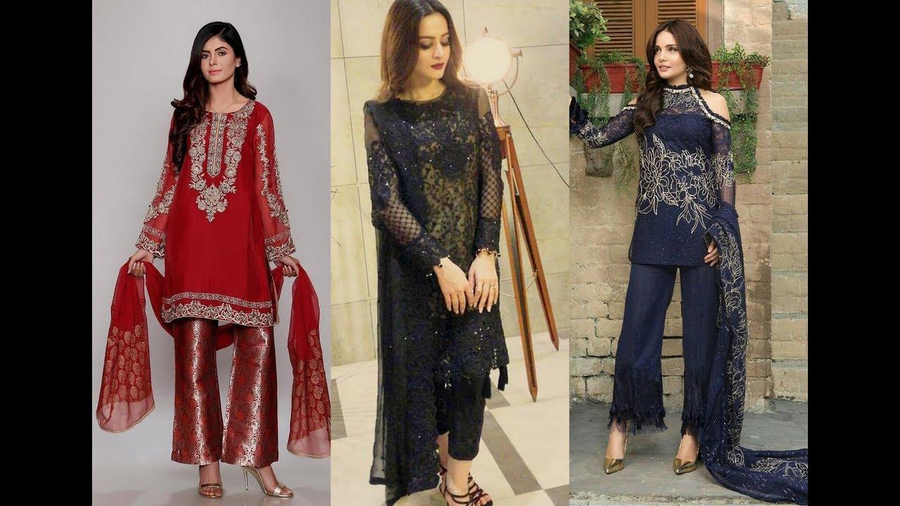 daa3b2d728 Latest eid dress designs 2018-2019 Designer eid dresses for girls Eid dress  design 2018 eid dresses. Fashion Troupe