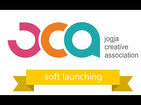 Jogja Creative Association - Soft Launching