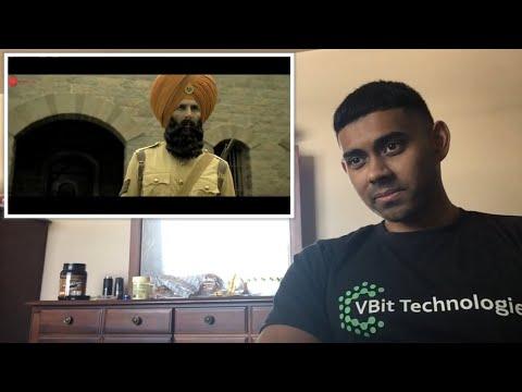 Ajj Singh Garjega - Kesari Akshay Kumar Parineeti Chopra Jazzy B Chirrantan Bhatt American Reaction