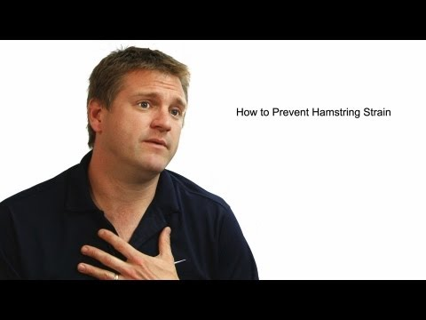 How to Prevent Hamstring Strain