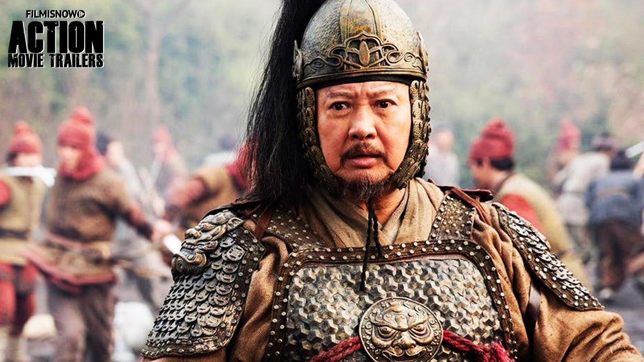 GOD OF WAR (2017) | New Trailer for the Sammo Hung Action ...