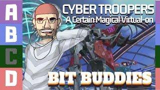 Cyber Troops: A Certain Magical Virtual-On Oratorio Tangram - Japanese Demo - Bit Buddies