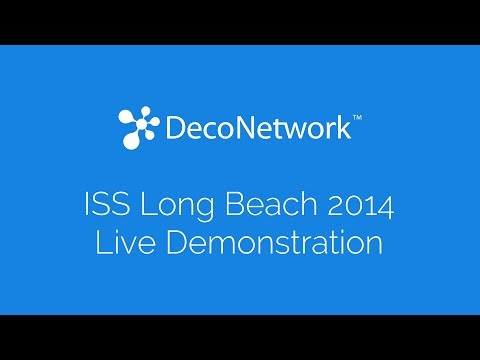 ISS Long Beach 2014 demonstration