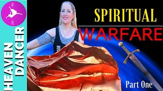 THE ROLE OF WORSHIP FLAGS IN SPIRITUAL WARFARE