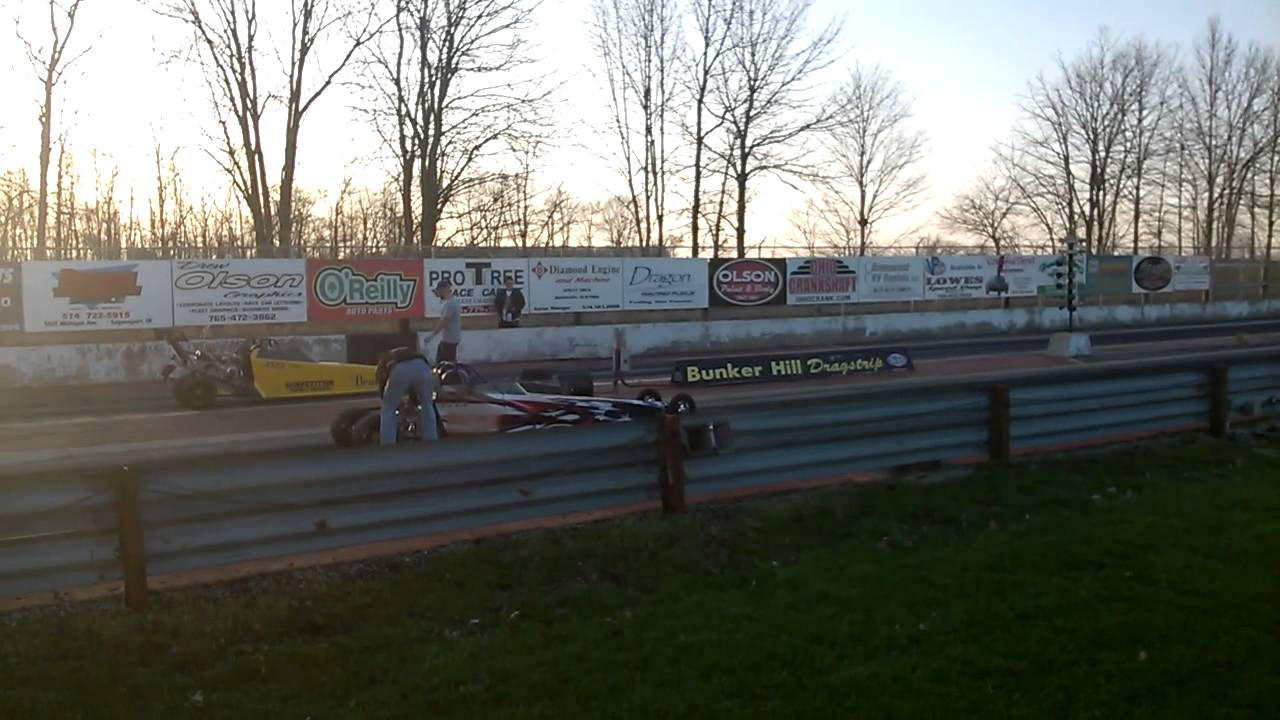 Bunkerhill drag strip