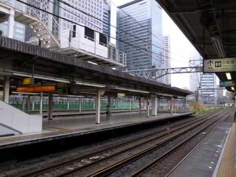 2012 品川駅-大井町駅 京浜東北線