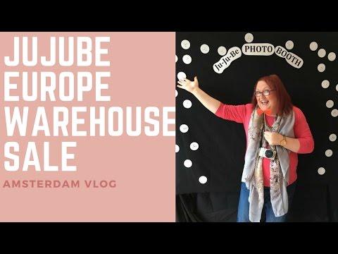 Ju Ju Be Europe Warehouse Sale in Amsterdam!!