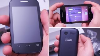 Alcatel One Touch Pop C1 Unboxing & Hands-On