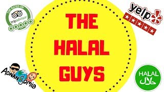 "The Real Story behind the Famous "" Halal Guys """