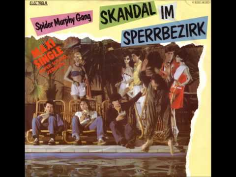Skandal Im Sperrbezirk - Spider Murphy Gang thumbnail