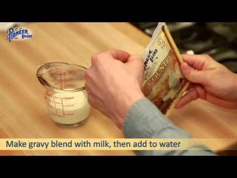 Pioneer Brand Country Gravy Mix