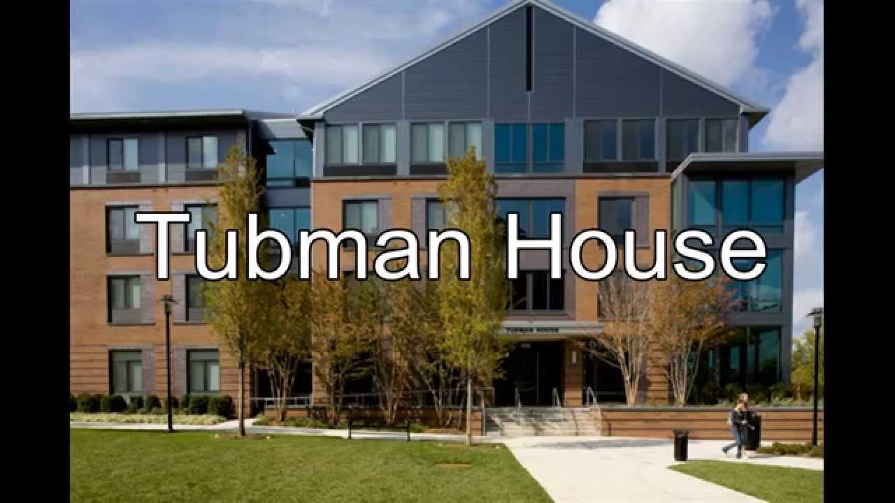 Tubman house towson floor plan