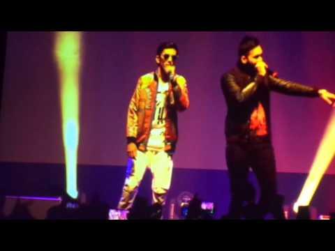 Anirudh ft. Inno Genga Live in Toronto (Don'u Don'u- Maari)