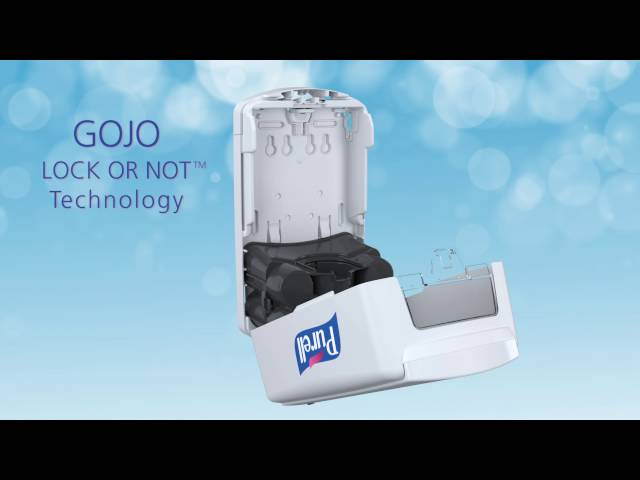 PURELL® LTX-12™ Dispenser (Animated)