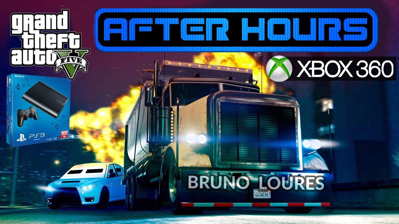 GTA V PS3 & Xbox 36Ø -  DLC Mød After Hours (BLUS - BLES - HEN) 🙂🙂