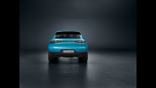 First look at the all-new 2019 Porsche Macan!