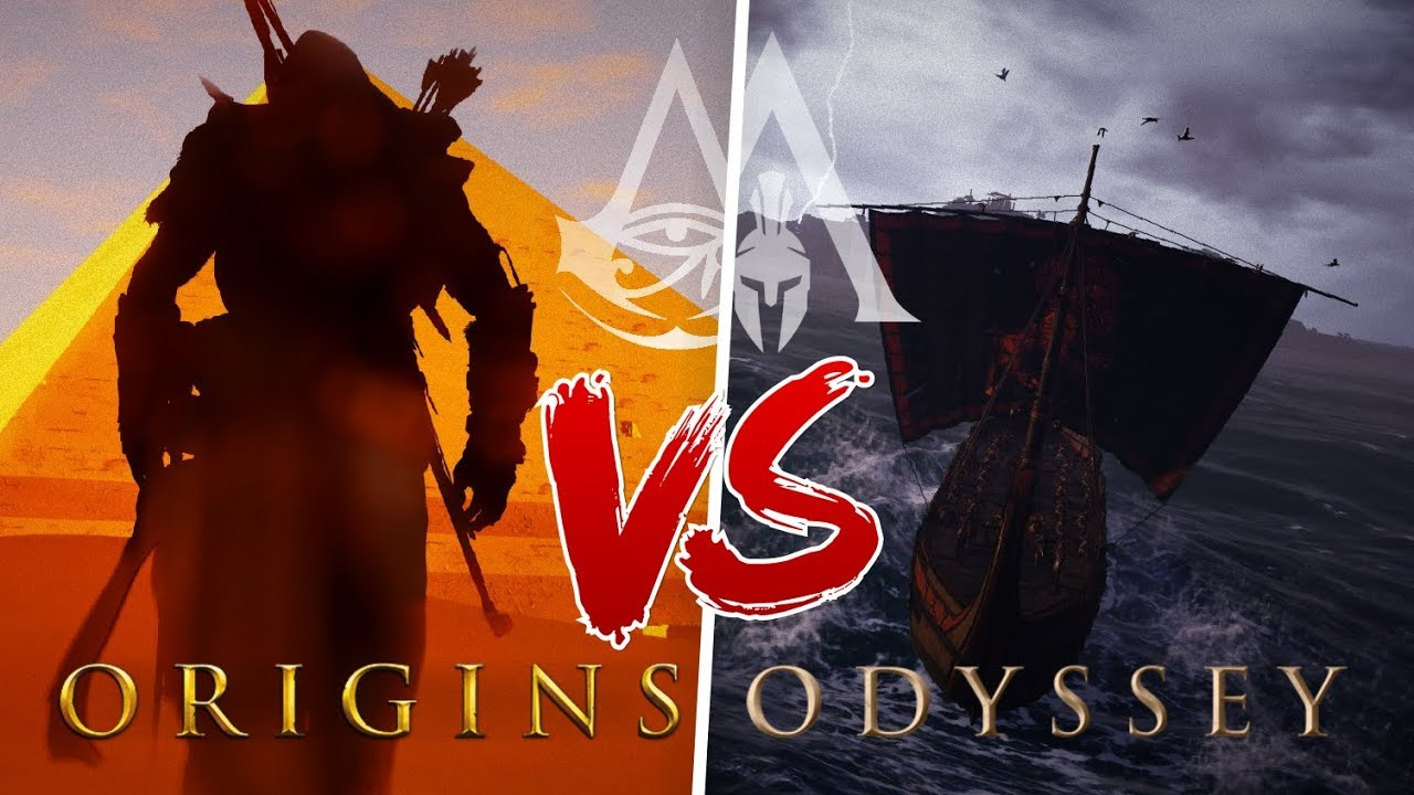 Assassin's Creed Origins Vs Odyssey (Which is Better?)