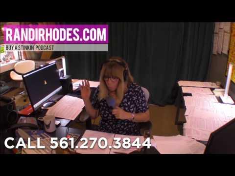 PANTS ON FIRE ~ The Randi Rhodes Show 08-2-17 SUBSCRIBE YA BASTIDS