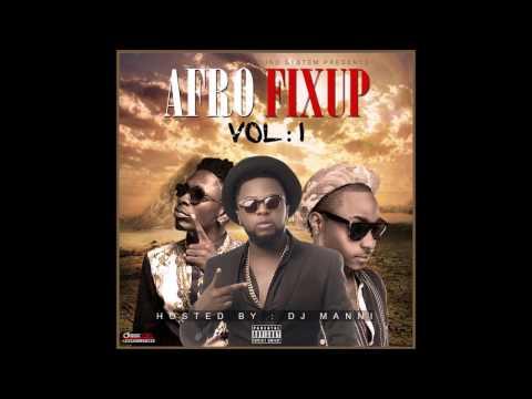 DJ MANNI - AFRO FIXUP VOL. 1