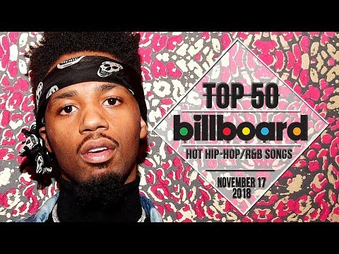 Top 50 • US Hip-Hop/R&B Songs • November 17, 2018 | Billboard-Charts