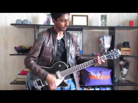 Hillsong We the redeemed lead guitar