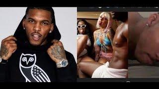 (GOOFY OF DA DAY) Drake Artist 600 Breezy Sex Tape Eating Queen Key Booty..DA PRODUCT DVD