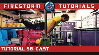 Parkour Tutorial 58: How to Cast