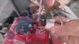 Tuto: Comment monter une débroussailleuse à dos avec moteur Kawasaki