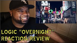 LOGIC - OVERNIGHT REACTION/REVIEW