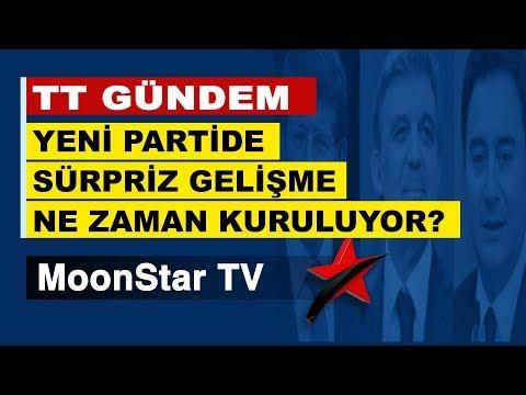 DAVUTOĞLU'NDAN BABACAN'A YENİ PARTİ TEKLİFİ!