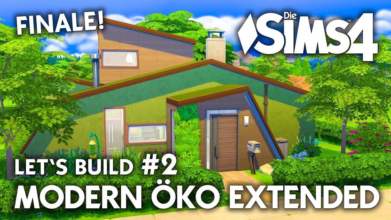 die sims 4 haus bauen modern ko extended 2 let 39 s build deutsch youtube. Black Bedroom Furniture Sets. Home Design Ideas